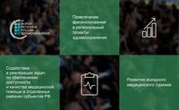 Участники IX Форума регионов России: здравоохранение окажут содействие регионам в решении поставленных Владимиром Путиным задач