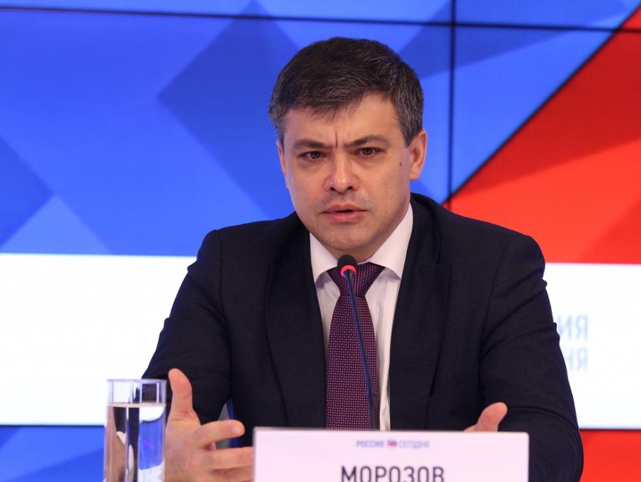Дмитрий Морозов: все решения в части ограничения ввоза лекарств будут полностью взвешены