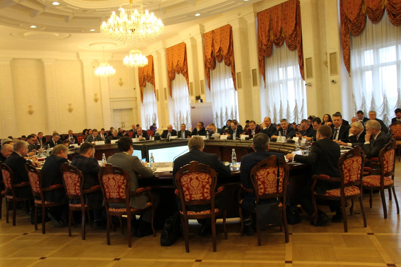 Приоритетные направления работы отраслевых союзов и ассоциаций в рамках реализации национальных проектов обсудили на Общем собрании Ассоциации «НП «ОПОРА»
